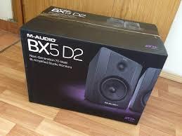 Loa kiểm âm monitor M-Audio BX5-D2