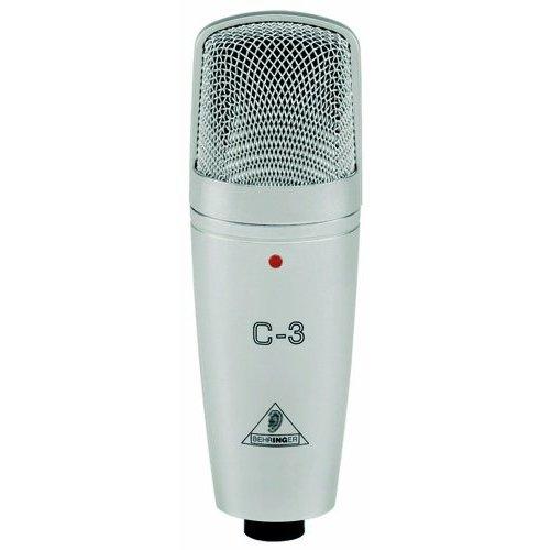 Micro thu âm Behringer C3