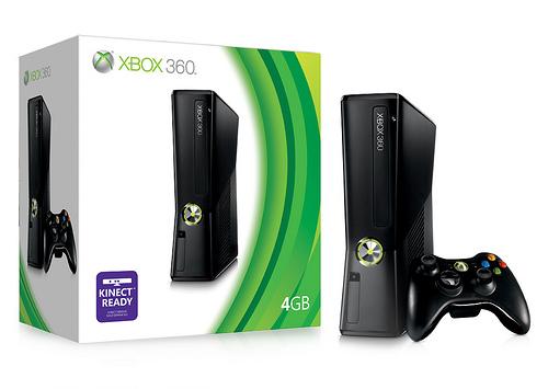 Máy Xbox 360 Slim 4GB