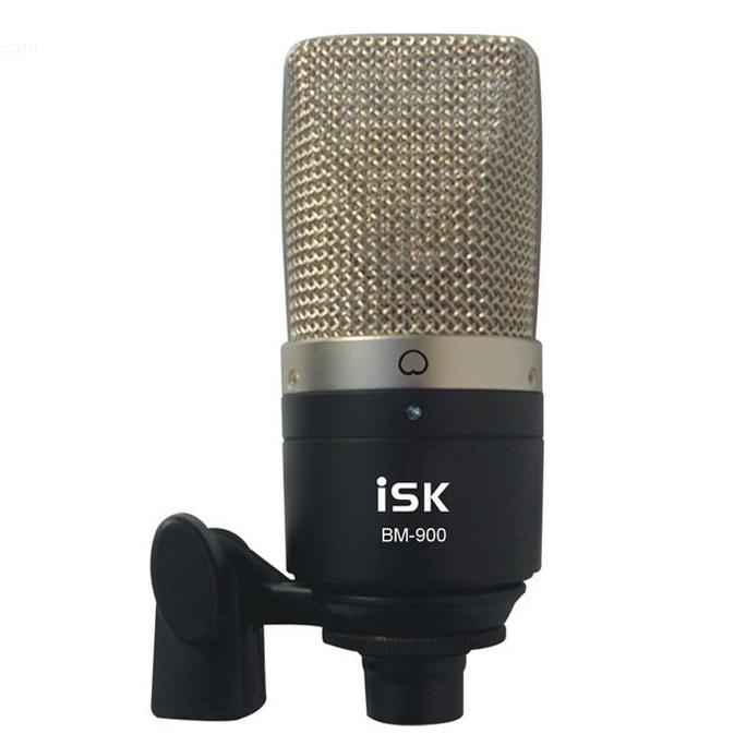 Micro thu âm ISK BM-900