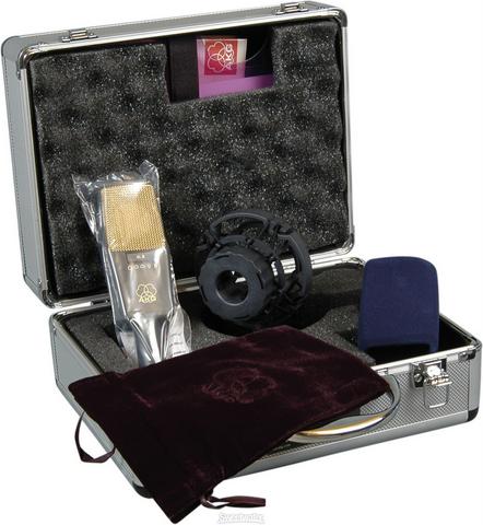 Micro thu âm AKG C414 XLII