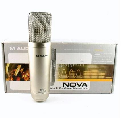 Micro thu âm M-Audio Nova