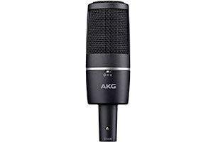 Micro thu âm AKG C4000