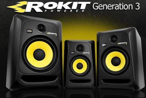 Loa kiểm âm monitor KRK RP6 G3