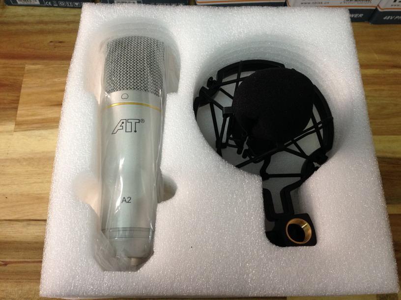 Micro thu âm ISK A2