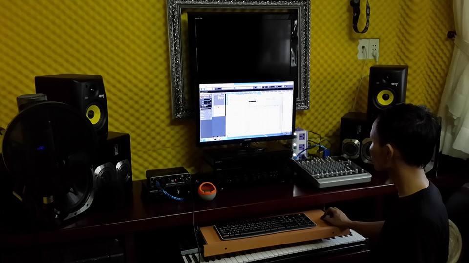 Dịch vụ thiết kế, lắp đặt phòng thu âm