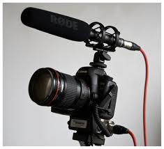Micro máy quay phim Rode NTG2