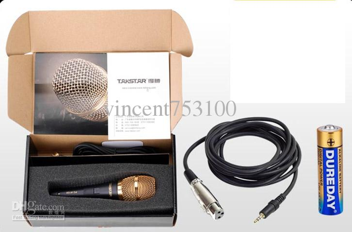 Micro thu âm giá rẻ Takstar K120