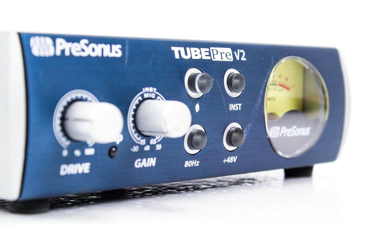 Preamp Presonus Tubepre V2 1 kênh