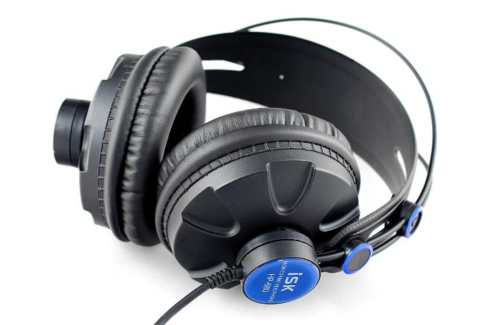 Tai nghe kiểm âm ISK HP-680