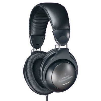 Headphone kiểm âm AudioTechnica ATH-M20