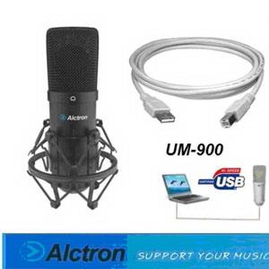 Micro thu âm USB Alctron Pro UM900 dành cho Rapper, R&B giá rẻ