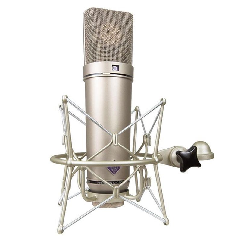 Micro thu âm Neumann U87Ai