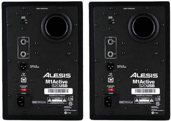 Loa kiểm âm monitor Alesis M1 Active 520