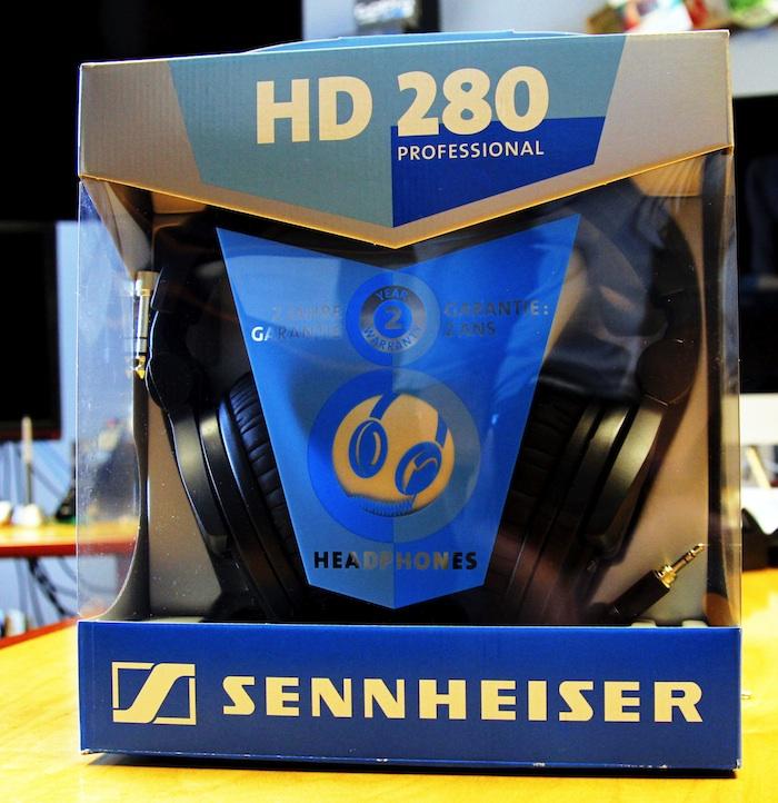 Heaphone kiểm âm Sennheiser HD 280 Pro