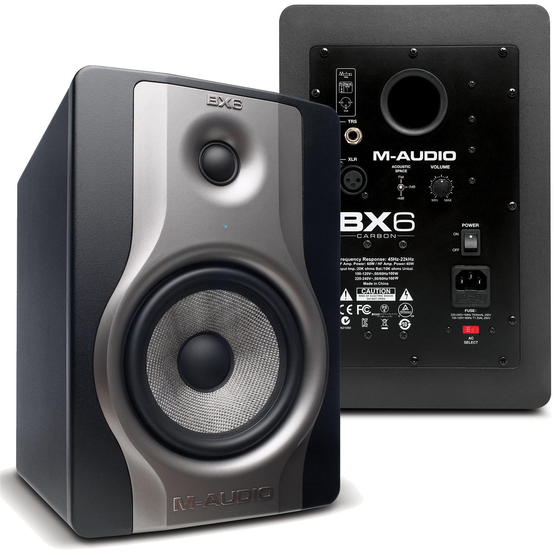 Loa kiểm âm monitor MAudio BX6 Carbon