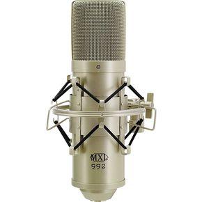 Micro thu âm MXL 992