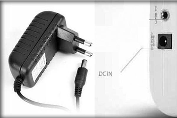 Nguồn (Adapter) Camac Unizone 9088, 9088EMS