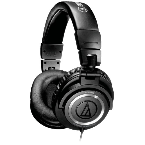 Headphone kiểm âm AudioTechnica ATH-M50