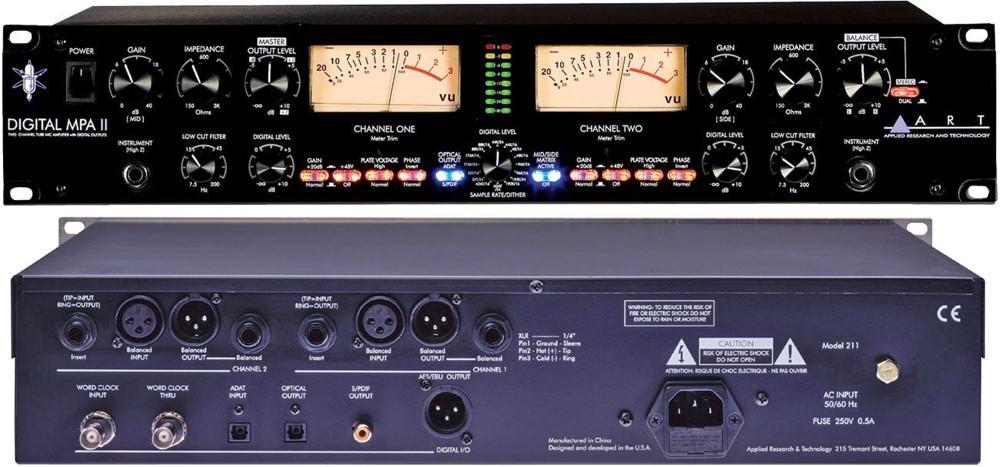 Preamp ART Pro Audio MPA II