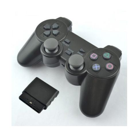 Tay cầm game không dây giá rẻ dành cho PC/PS2/PS3 | ThietBiGiaiTri.net