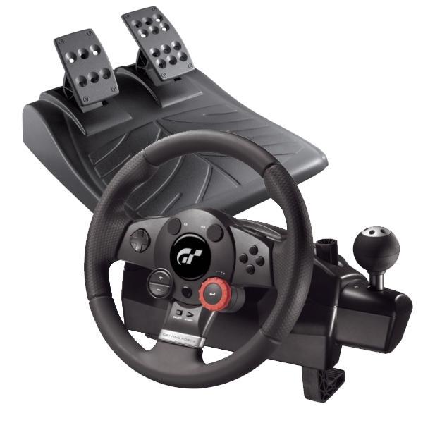 Vô lăng đua xe Logitech Driving Force GT 935