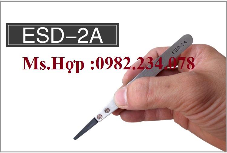 Bán Buôn / Nhíp chống tĩnh điện Vetus ESD -2A
