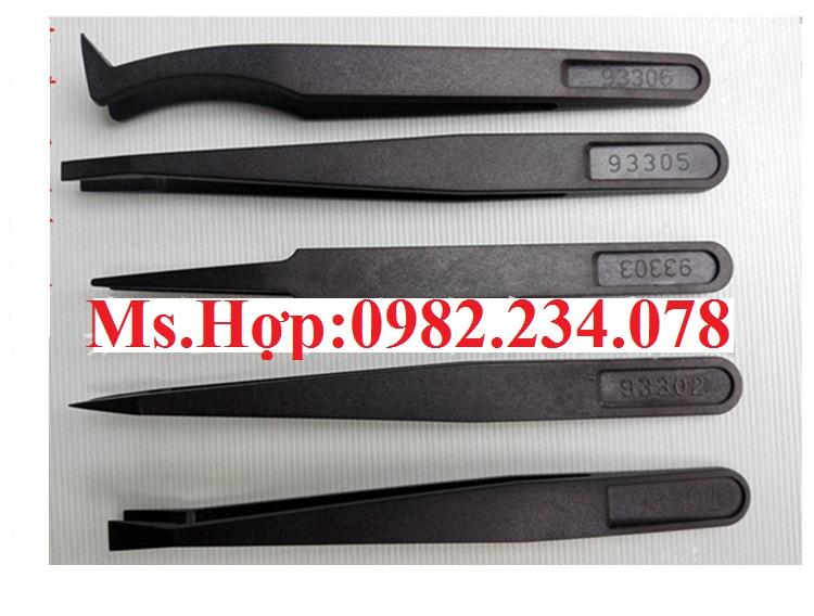Nhíp nhựa chống tĩnh điện 93303/Nhíp nhựa ESD 93303