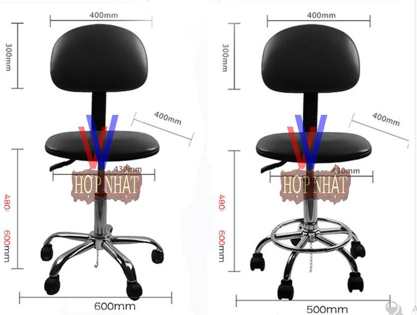 Ghế tựa chống tĩnh điện