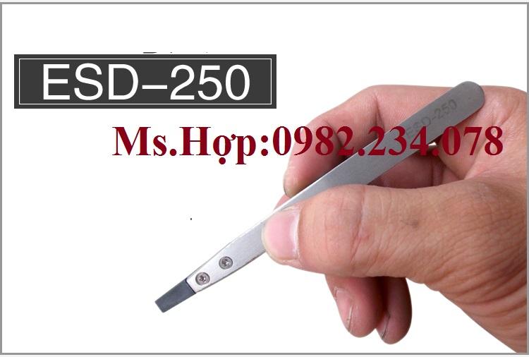 Bán Buôn / Nhíp chống tĩnh điện Vetus ESD -250