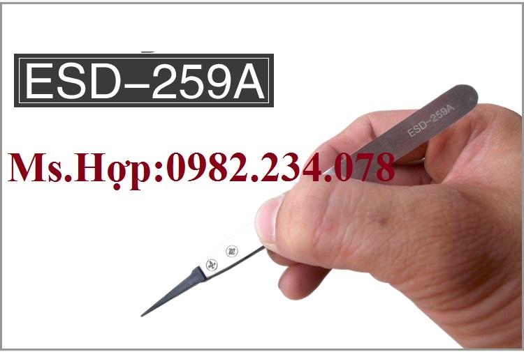 Bán Buôn / Nhíp chống tĩnh điện Vetus ESD -259