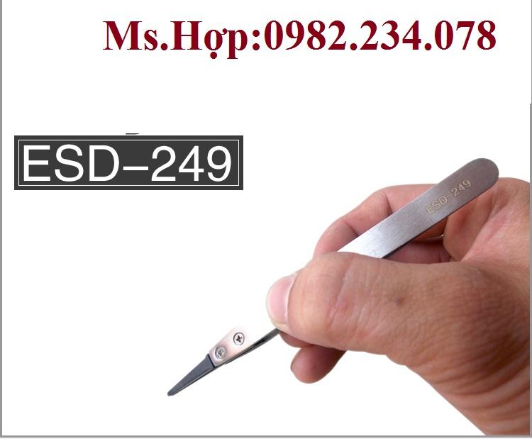 Bán Buôn / Nhíp chống tĩnh điện Vetus ESD -249