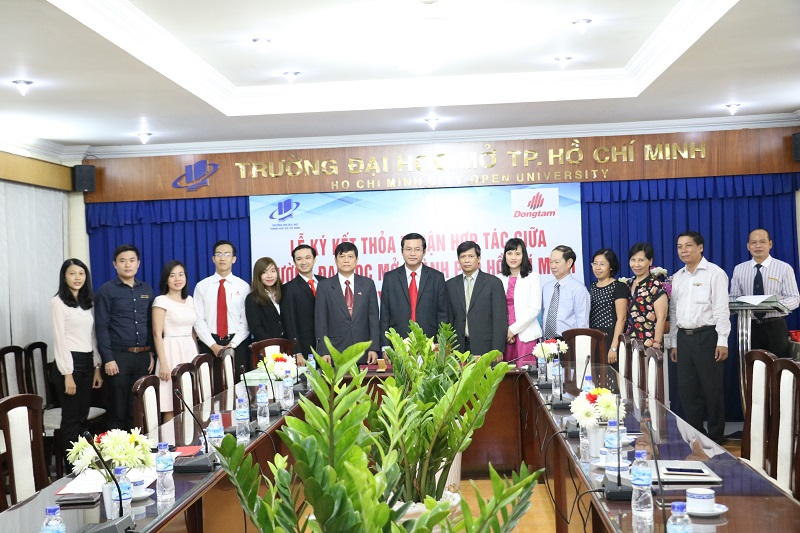 Cooperation Agreement with Đồng Tâm Ltd.