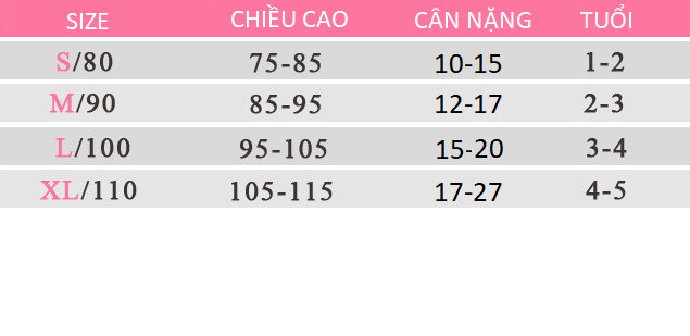 Bộ đồ bơi trẻ em liên thân kiểu Hàn Quốc 5088 -AL