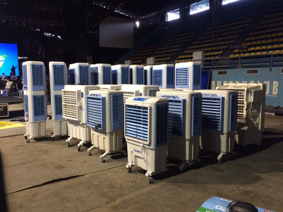 Cho thuê máy làm mát DK-6000A và các thông số kỹ thuật làm mát