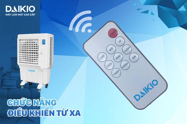 Cho thuê máy làm mát DK-7000A, giới thiệu tính năng làm mát của máy
