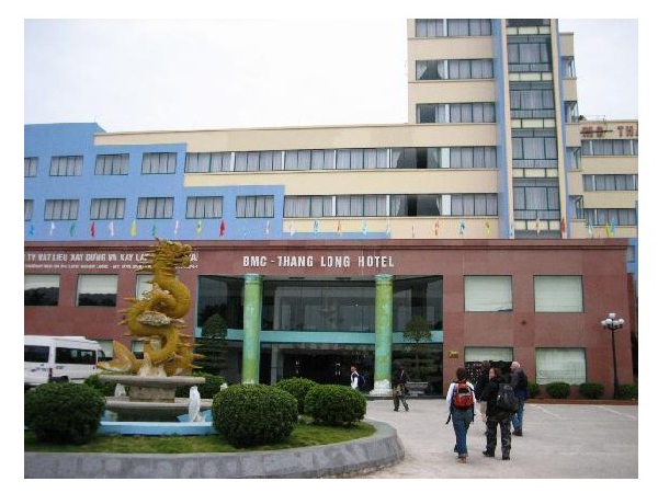 Khách sạn BMC - Thăng Long