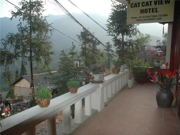 khách sạn Cat Cat view