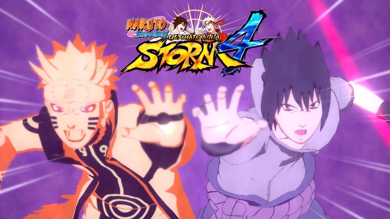 crack naruto ultimate ninja storm 4