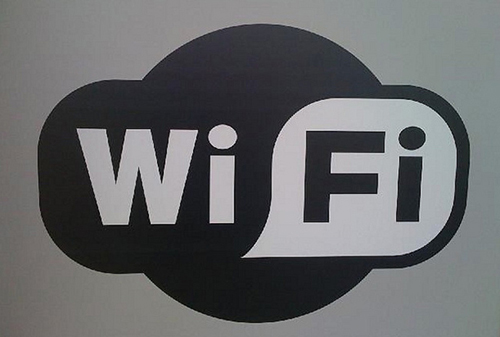 Sóng wifi phủ khắp nơi