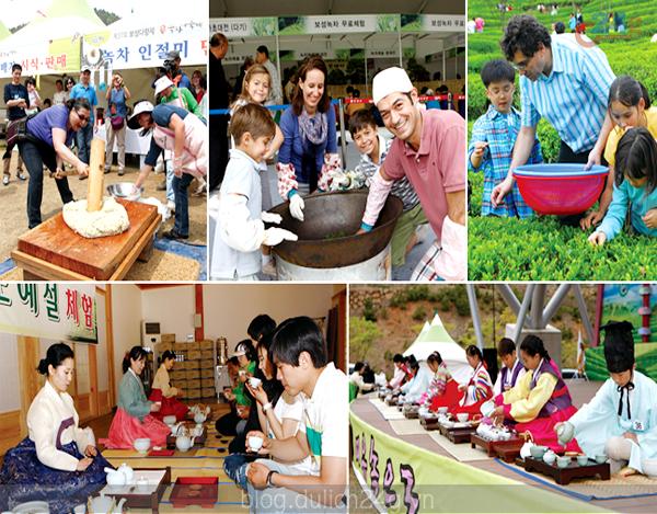 Lễ hội trà quốc tế