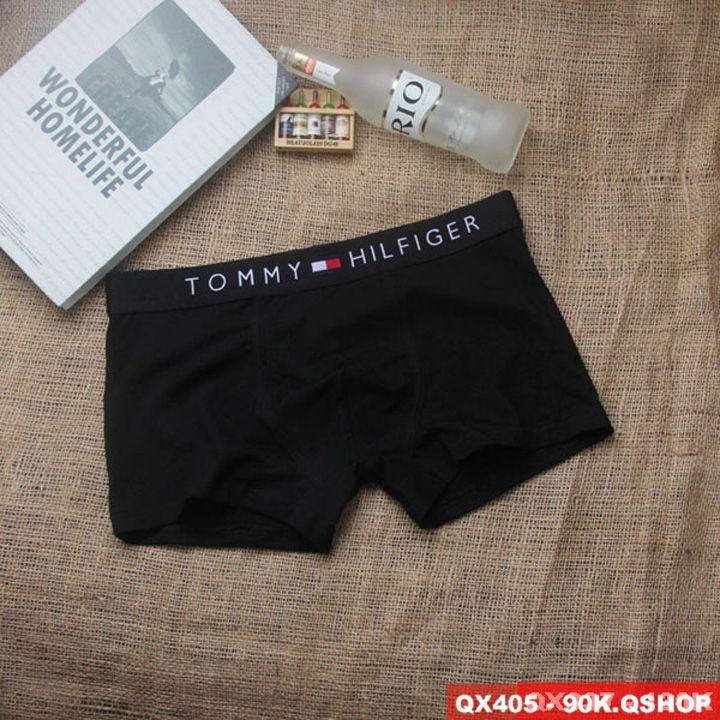 [Sale tại web] Quần boxer thun cotton cao cấp QX405