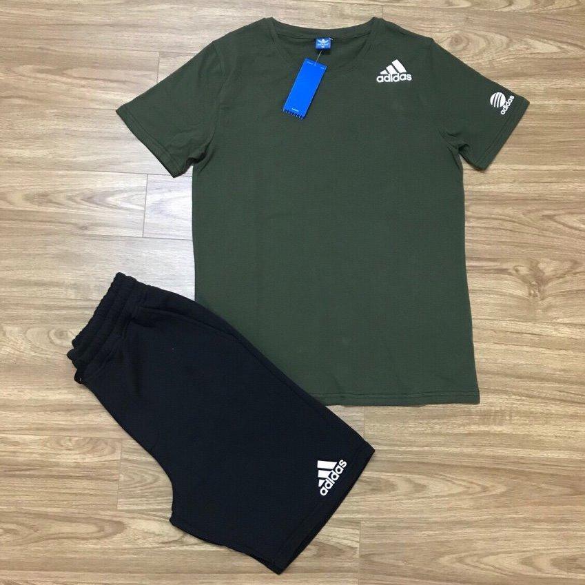 [Sale online] Quần áo thể thao thun cotton thoáng mát AB232