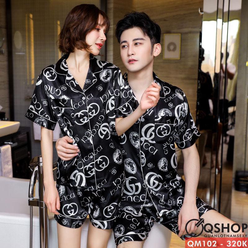 [Sale tại web] Bộ đồ pijama nam QM102