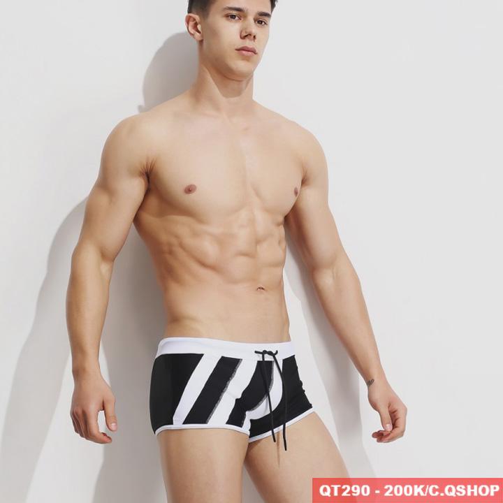 Quần bơi nam thời trang QT290