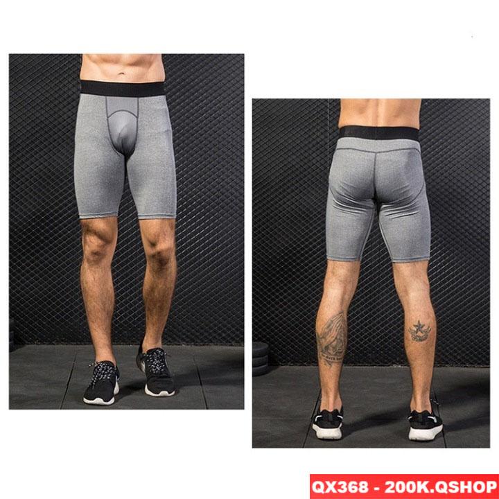 Quần legging đùi QX368