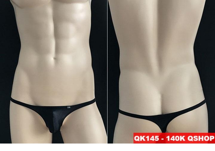 Quần lọt khe nam bikini gợi cảm thun lạnh QK145