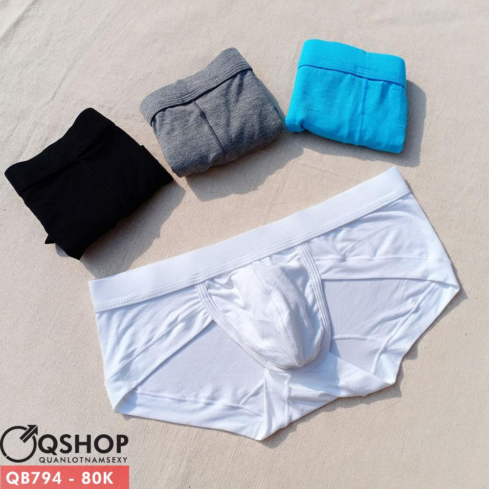Quần lót nam thun cotton mềm mại QB794