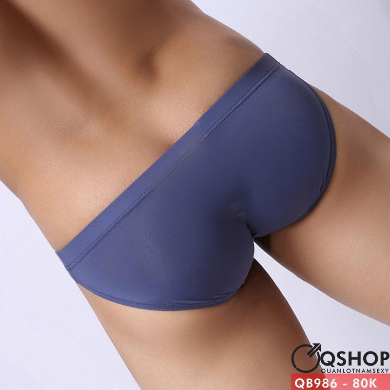 Quần lót bikini nam QB986