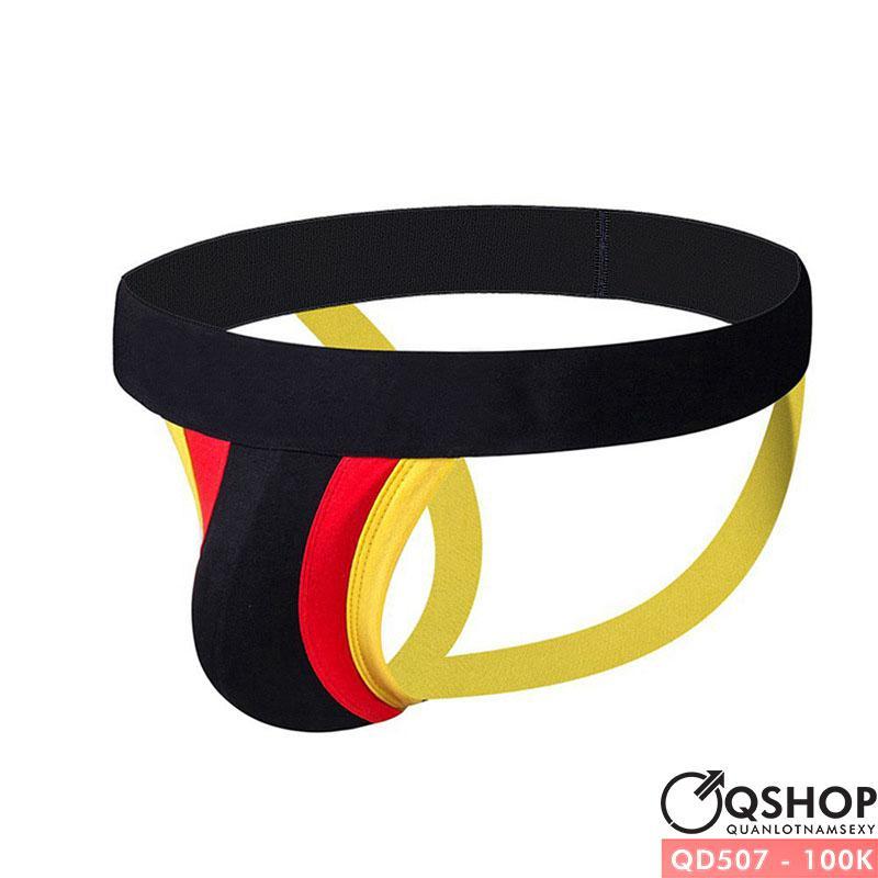 Quần dây hở mông nam cao cấp QD507